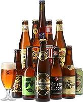 Vous préférez les bières blondes à toutes les autres ? Ne cherchez pas plus loin, ce coffret est fait pour vous. Découvrez et savourez 11 bières artisanales à la robe blonde triées sur le volet par notre équipe d'expert provenant de France, des Etats...