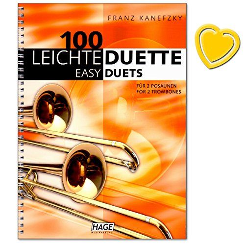 100 ligero Duette para trombón 2 – Ordenador libro en