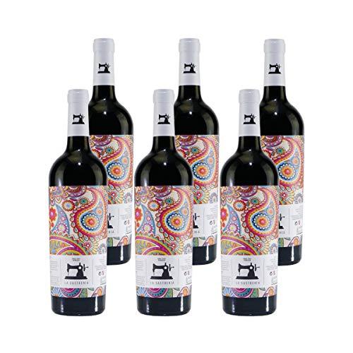 La Sastreria Tinto Spanischer Rotwein trocken (6 x 0,75L)