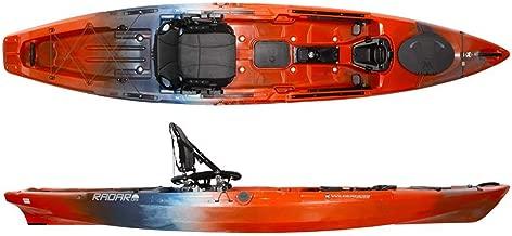 Wilderness Systems Radar 135 Fishing Kayak 2017