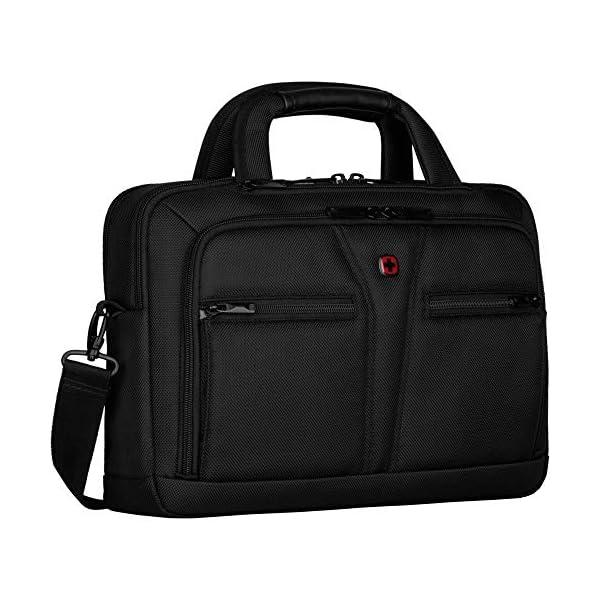 "51tuvp0eqAL. SS600  - Wenger BC Pro - Funda para portátil (11,6-13,3"", con Bolsillo para Tablet), Color Negro"