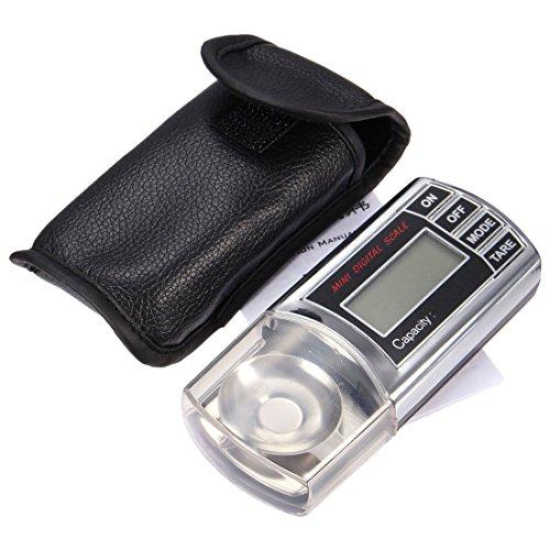 Mini Digital Pocket Maßstab Präzisionswaage Schmuck Waage Elektronische LCD Display