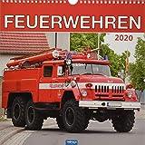 """Technikkalender """"Feuerwehren"""" 2020: 30 x 30 cm - Trötsch Verlag GmbH & Co. KG"""