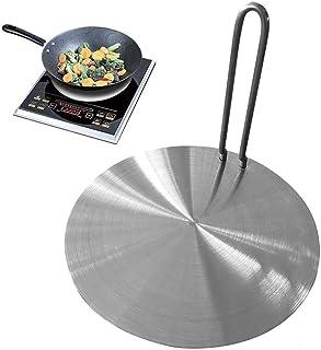 Adaptateur Induction, Plaque de diffusion de chaleur, plaque d'induction de diffuseur de chaleur de 7,5 pouces / 8,5 pouce...