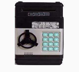 Smart Safe Locker For kids Black