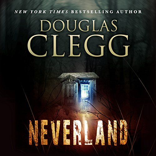 Neverland audiobook cover art