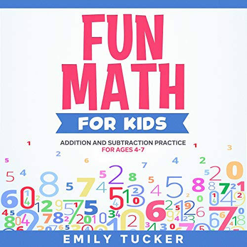 Fun Math for Kids  By  cover art