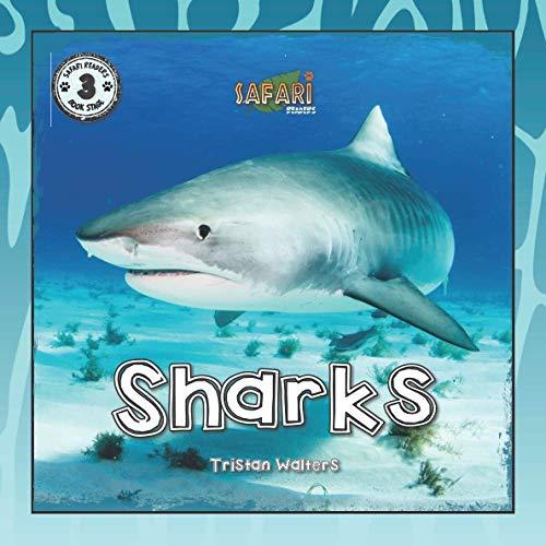 Safari Readers: Sharks (Safari Readers - Wildlife Books for Kids)