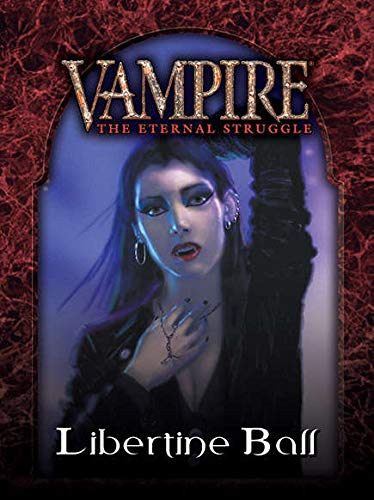 Sabbat - Libertine Ball - Toreador Preconstructed Deck - Vampire The Eternal Struggle