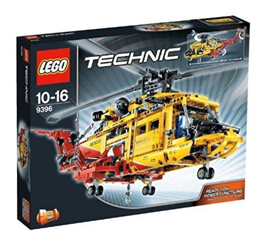 Lego 9396 - Technic: Großer Helikopter