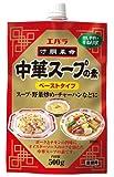 中華スープの素 ペーストタイプ 500g×12本