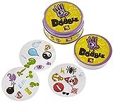 Das beliebte KARTEN-SPIEL - das Original Dobble Für 2 - 8 reaktionsstarke Spieler | Ab 6 Jahren Spieldauer ca. 15 Minuten pro Runde 55 Spielkarten, 50 Symbole und 5 Varianten Findet das gleiche Symbol, schnappt euch die Karte und gewinnt