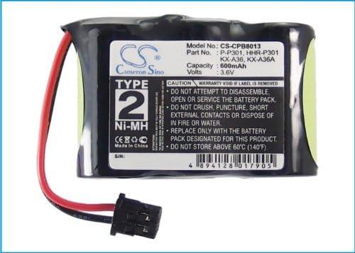 XPS Regular dealer Replacement Battery for GE Popular overseas 52310 52189A 29630A 52311 29519A