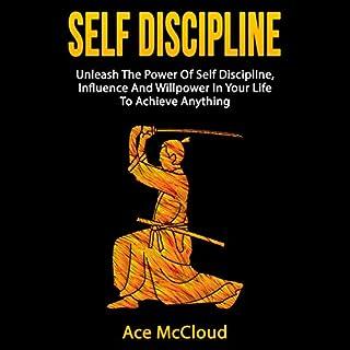 Self Discipline audiobook cover art