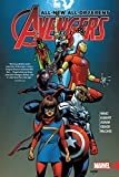 ALL NEW ALL DIFFERENT AVENGERS HC 01