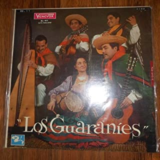 Los Guaranies (Barclay Venevox // Vinyl)