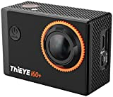 ThiEYE i60+, 4K Wi-Fi action cam Black, 2 BATTERIE.