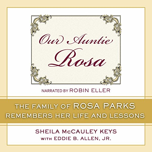 Our Auntie Rosa audiobook cover art