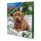 TRIXIE Calendario de Adviento Navideño Perro para Varios