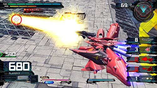 【PS4】機動戦士ガンダムEXTREMEVS.マキシブーストON