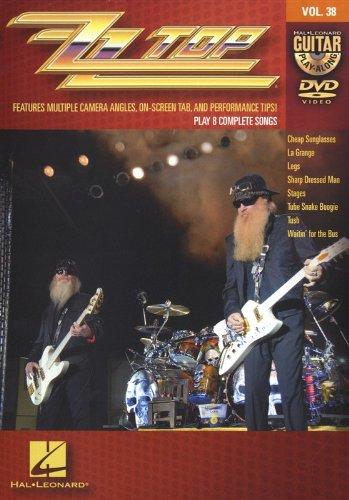 Gpa DVD Vol 38 Zz Top Gtr DVD