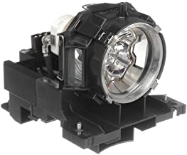 Watoman DT00873 Original Replacement Projector Lamp with Complete Housing for HITACHI CP-WX625 CP-WX625W CP-SX635 CP-WUX645N CP-WX645 CP-X809 CP-X809W Projectors