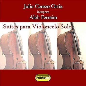 Aleh Ferreira - Suítes para Violoncelo Solo