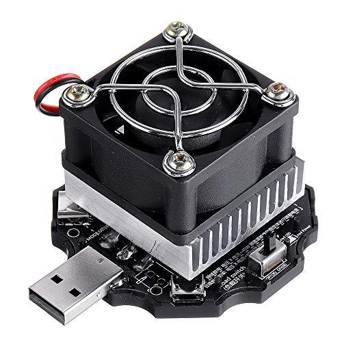 Módulo electrónico 65W USB DC electrónica de carga de la batería probador de resistencia de descarga medidor de capacidad ajustable 5V 12V 24V 4.8A Equipo electrónico de alta precisión