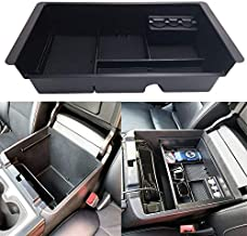 JOJOMARK for 2014-2018 GMC Sierra Accessories (2015-2020) Yukon/Chevy Tahoe Silverado Suburban Center Console Tray Organizer, Armrest Storage Box Compatible with GM Vehicles Replaces 22817343