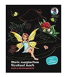 URSUS Mi mágico libro hadas y princesas, imágenes para rascar, aprox. 21 x 26 cm, con fantásticos...