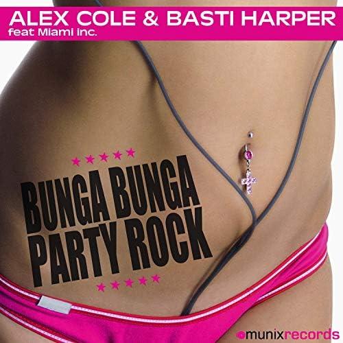 Alex Cole & Basti Harper feat. Miami Inc.