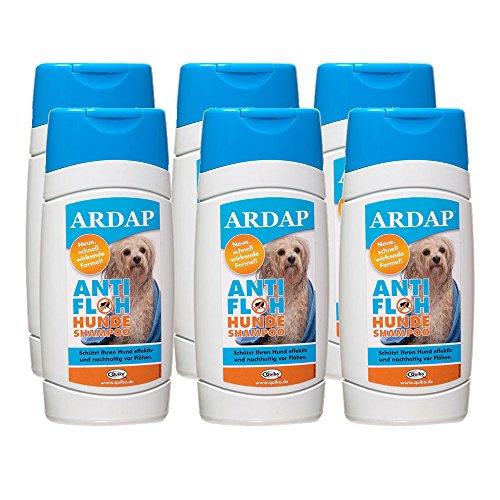 Ardap Anti - Floh Shampoo 6 x 250ml
