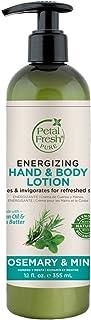 Petal Fresh Biberiye & Nane Özlü Canlandırıcı El ve Vücut Losyonu, 355 ml