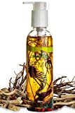 Urban Yog Neem Oil for Hair Dandruff and Skin with Herbs For a Lice free, Healthier Scalp and...