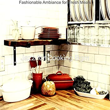 Fashionable Ambiance for Fresh Meals