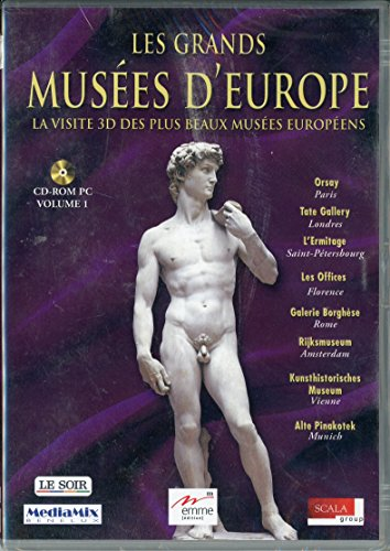les grands musées d'europe