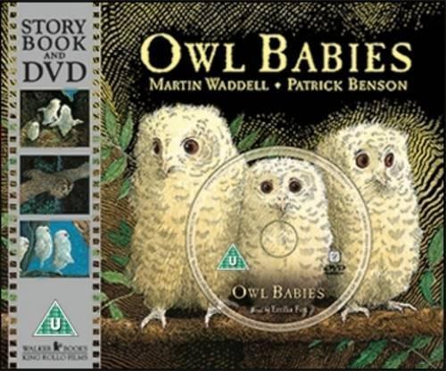 Owl Babies (Book & DVD)