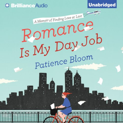 Romance Is My Day Job audiobook cover art