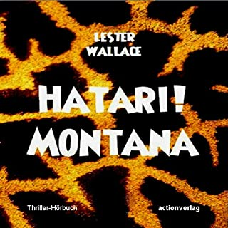 Hatari! Montana Titelbild