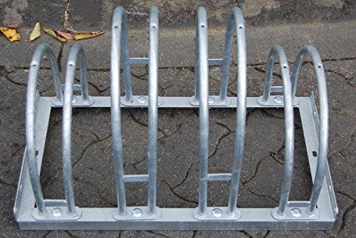 POV® Bogenparker 5154, zweiseitige Radeinstellung, 4 Einstellplätze, feuerver...