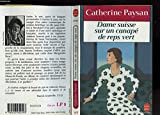 Dame Suisse Sur UN Canape De Reps Vert (Le Livre de Poche)