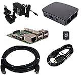 Foto Kit starter ufficiale per Raspberry Pi 3, 16GB, nero