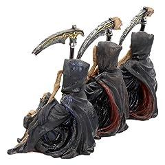 Nemesis Now Something Wicked (Set of Three) Figurine 13cm Black #2