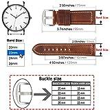 Zoom IMG-1 cinturino orologio da uomo in