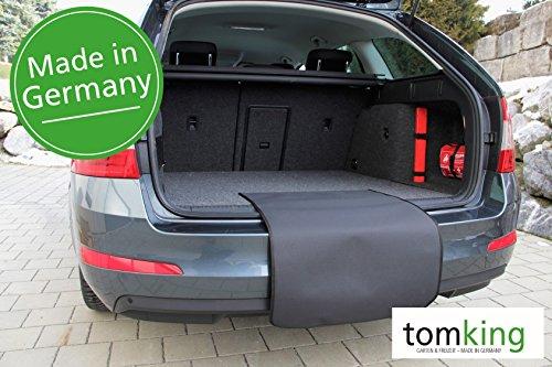 Preisvergleich Produktbild Stoßstangenschutz Made in Germany 50 x 75 Ladekantenschutz Kratzschutz (u.a. für Hunde geeignet)