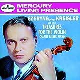 Plays Kreisler And Other Treasures For The Violin (fabriqué à la demande - CDR)