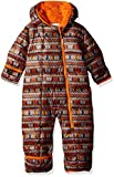 Columbia Unisex Baby Infant Frosty Freeze Bunting, Tippet Zigzag...