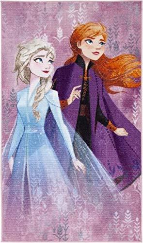 Disney Die Eiskönigin 2 Kinderzimmerteppichen, Polyamid, m
