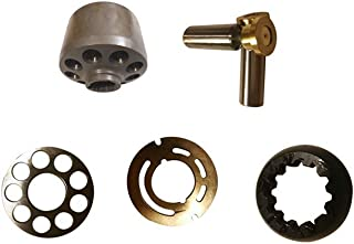TIMEWAY Pump Parts for Uchida A10VD28 Hydraulic Pump Repair Kits Includes:Cylinder Block Piston Shoes Valve Plate Retainer Plate Ball Guide (Pump Repair Kits for A10VD28)