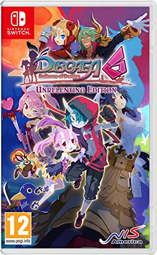 Disgaea 6: Defiance Of Destiny (Nintendo Switch)